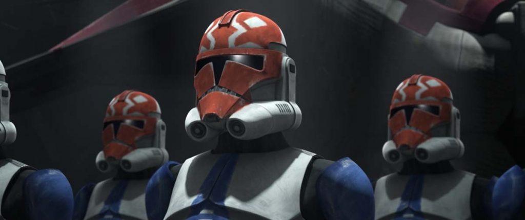 Ahsoka's Clone Troopers