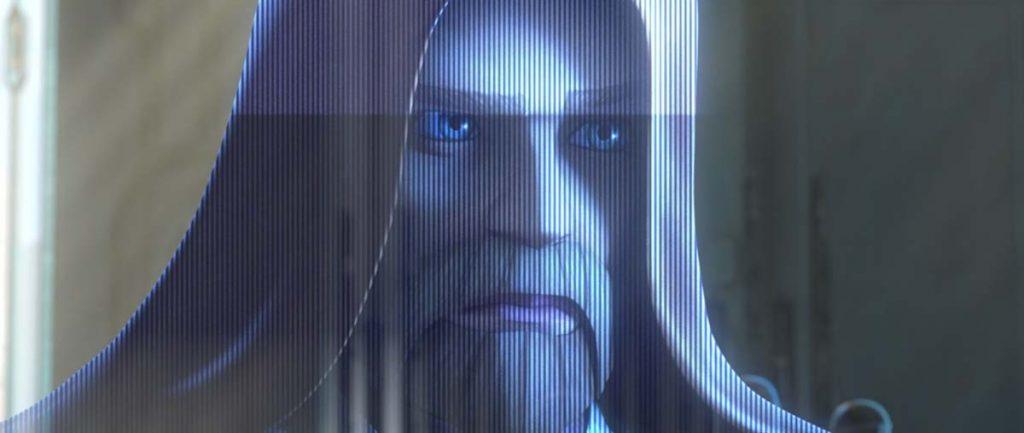 Obi Wan Hologram